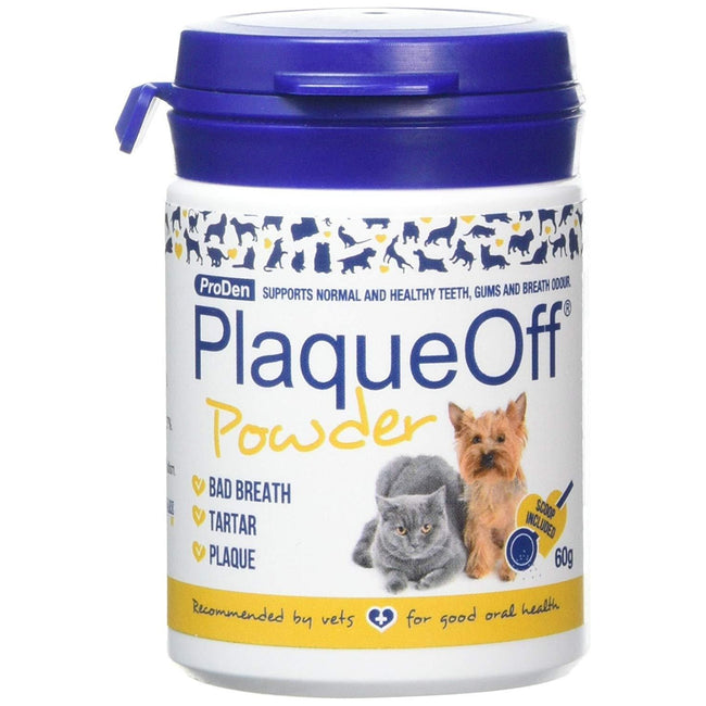 May Vary - Front - ProDen PlaqueOff Animal Pet Breath Powder