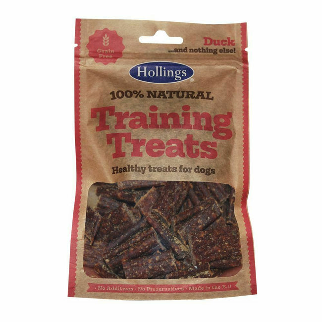 May Vary - Front - Hollings Duck Training Treats