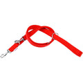 Red - Back - Halti Double Ended Dog Lead