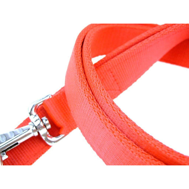 Red - Side - Halti Double Ended Dog Lead