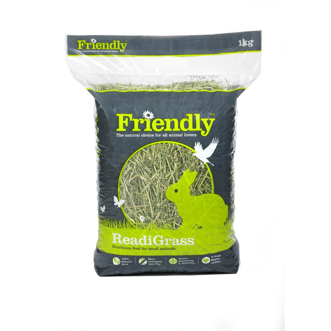 May Vary - Front - Friendly Readigrass - Hay Alternative