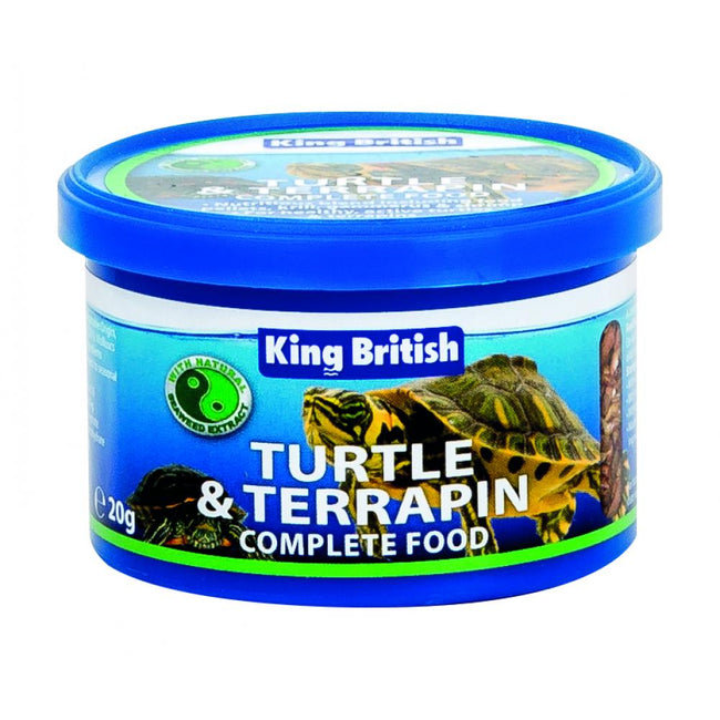 May Vary - Front - Beaphar King British Turtle And Terrapin Complete Food