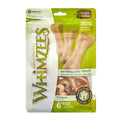 Multicoloured - Back - Whimzees Rice Bone Dog Chew Treats