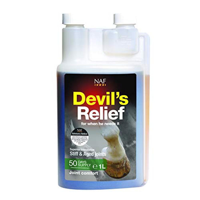 May Vary - Front - NAF Devils Relief Liquid