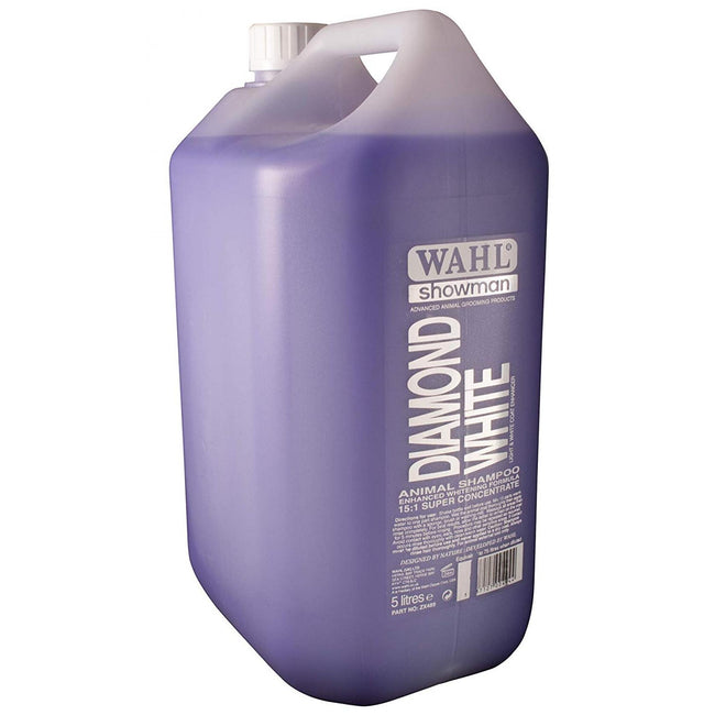 May Vary - Front - Wahl Liquid Diamond White Shampoo