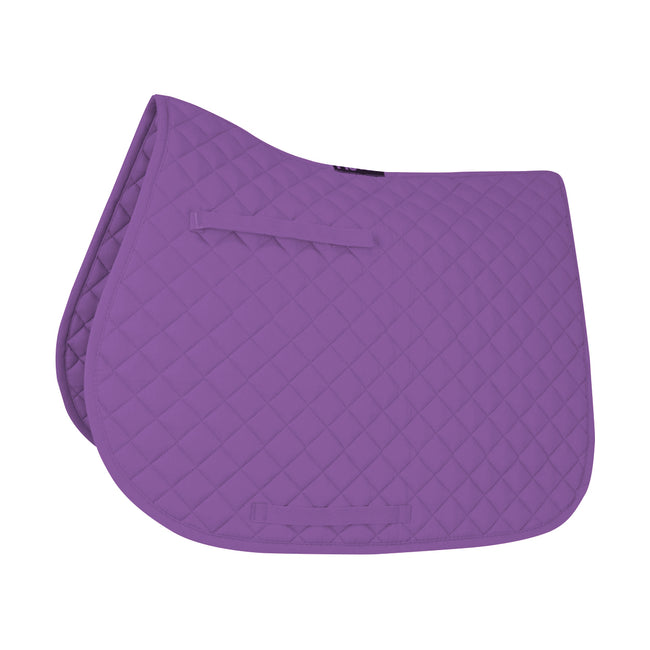 Sultry Violet - Front - HySPEED Showjump Saddle Cloth