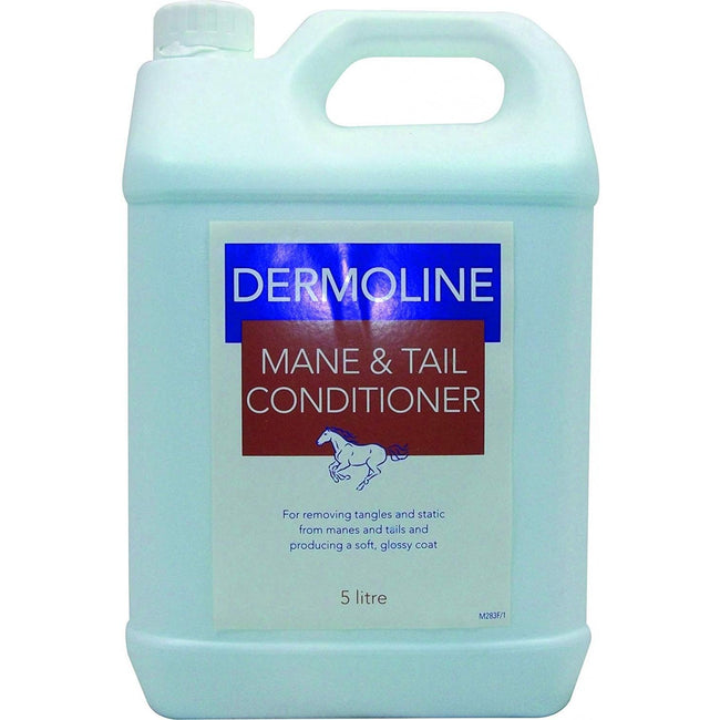 May Vary - Front - Dermoline Mane And Tail Conditioner Liquid For Horses