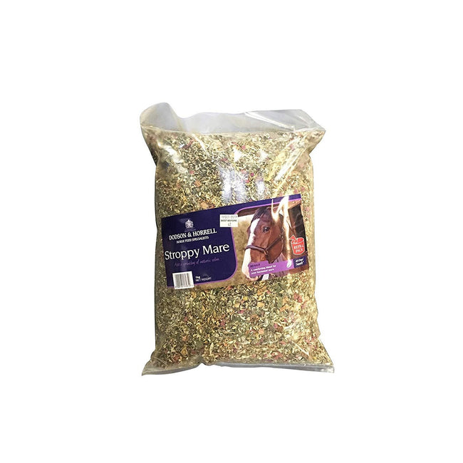 Bag - Front - Dodson & Horrell Stroppy Mare Horse Feed Supplement