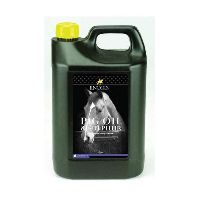 May Vary - Front - Lincoln Pig Oil & Sulphur Liquid