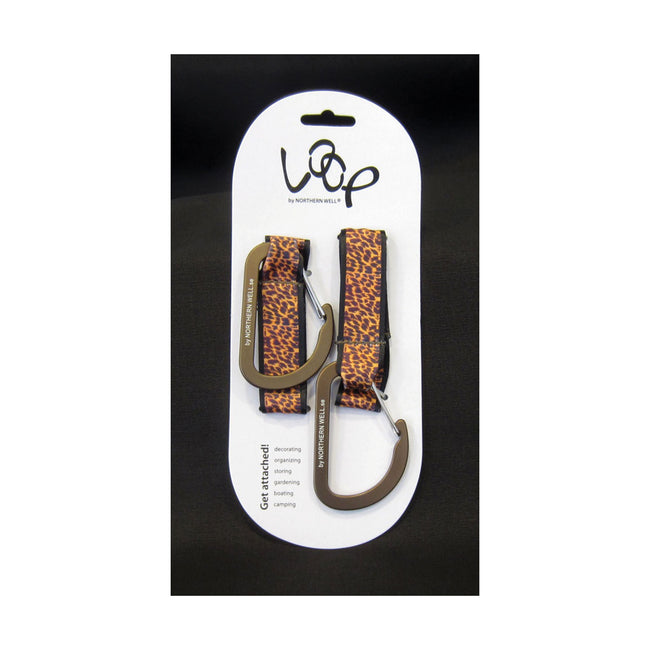 Leopard - Back - Northern Well Loop (Pack Of 2)