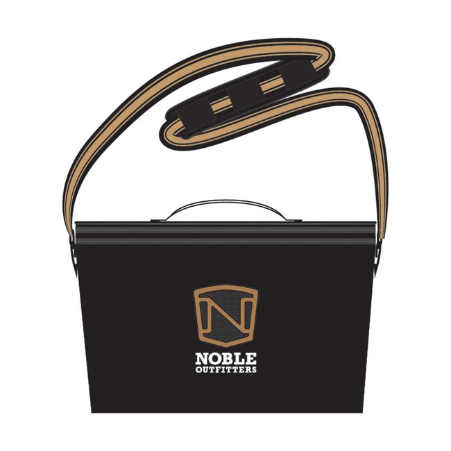 Black - Front - Noble Outfitters Hat Bag