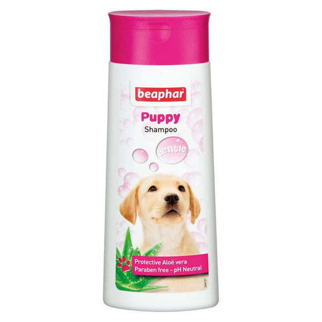 May Vary - Front - Beaphar Liquid Puppy Shampoo