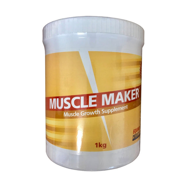May Vary - Front - Equine Products Muscle Maker