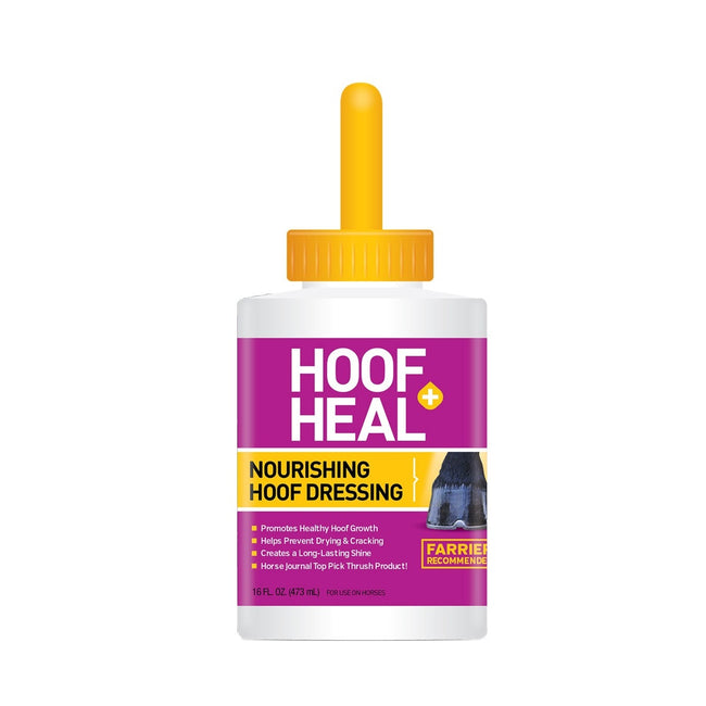 White-Pink-Yellow - Front - Cut-Heal Liquid 5-In-1 Hoof Heal