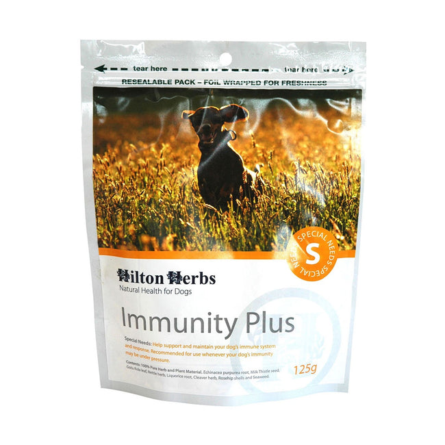 May Vary - Front - Hilton Herbs Immune Support