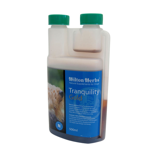 May Vary - Front - Hilton Herbs Liquid Tranquillity Gold