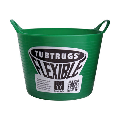 Green - Front - Red Gorilla Tubtrug Flexible Micro
