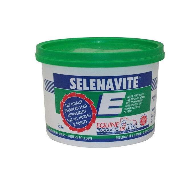 May Vary - Front - Equine Products Selenavite E