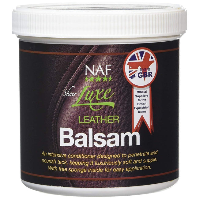 May Vary - Front - NAF Liquid Leather Balsam