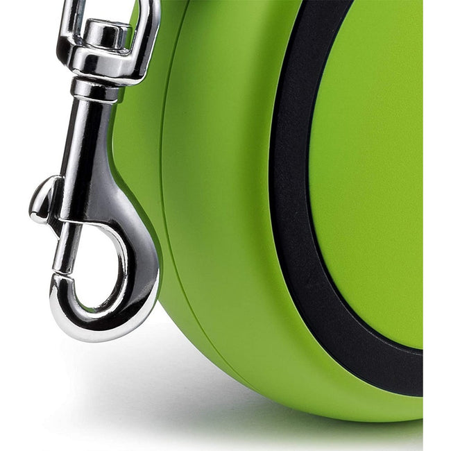 Green - Lifestyle - Flexi New Comfort Cord Retractable Dog Lead