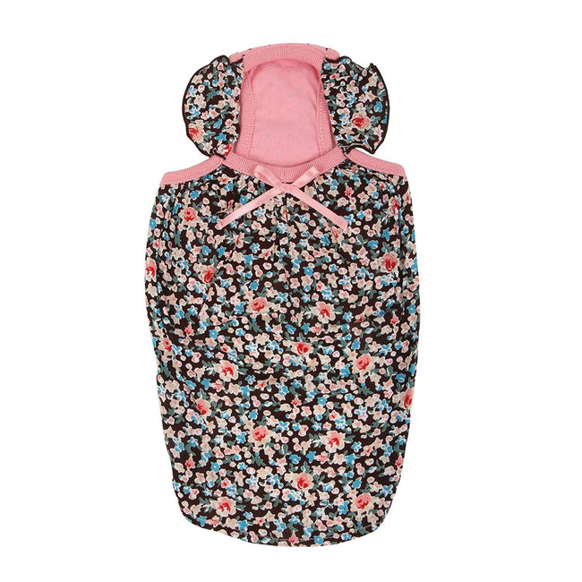 Pink - Front - Puppia Ensemble Dog Dress