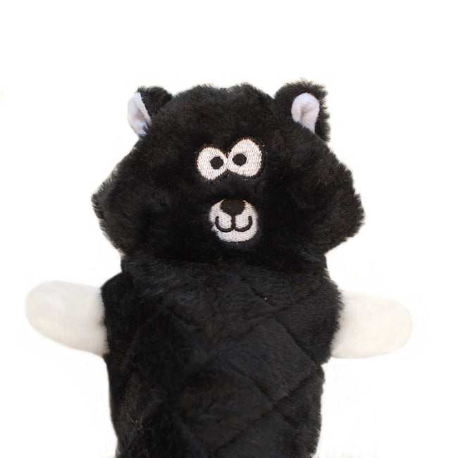 Skunk - Back - Zippy Paws Jigglerz Dog Toy