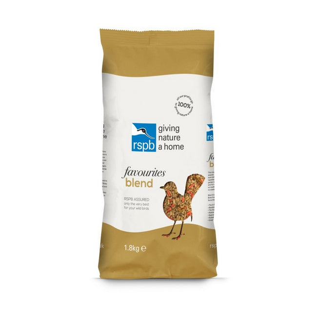 May Vary - Front - Rspb Favourites Blend Bird Food