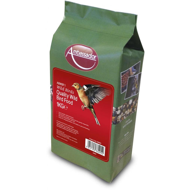 May Vary - Front - Ambassador Quality Wild Bird Food