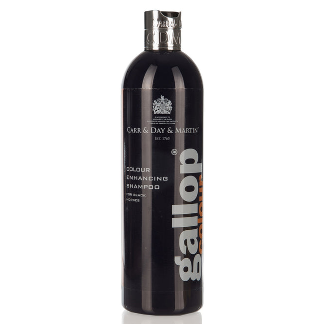 Black - Front - Carr & Day & Martin Gallop Colour Liquid Shampoo