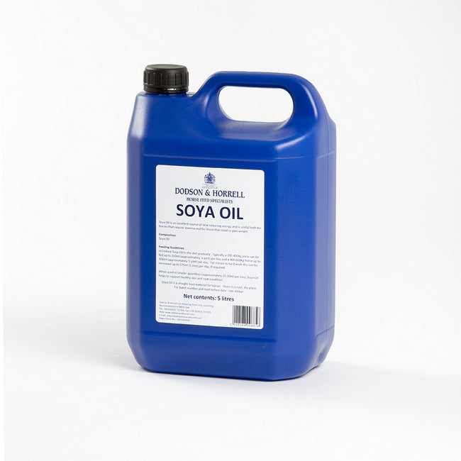 May Vary - Front - Dodson & Horrell Soya Liquid Oil