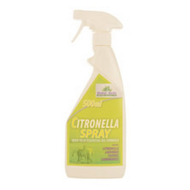 White - Front - Global Herbs Citronella Liquid Spray