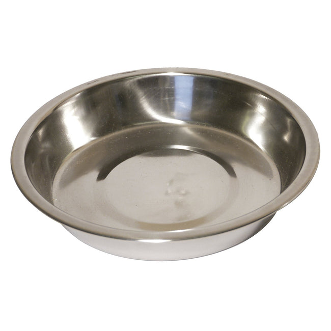 Silver - Lifestyle - Dog Life Stainless Steel Bowl