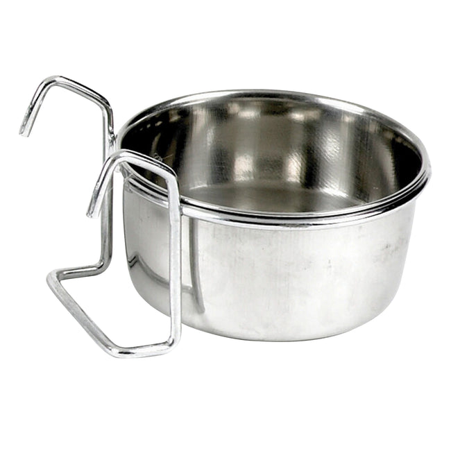 Metal - Front - Caldex Classic Hook On Stainless Steel Coop Cup