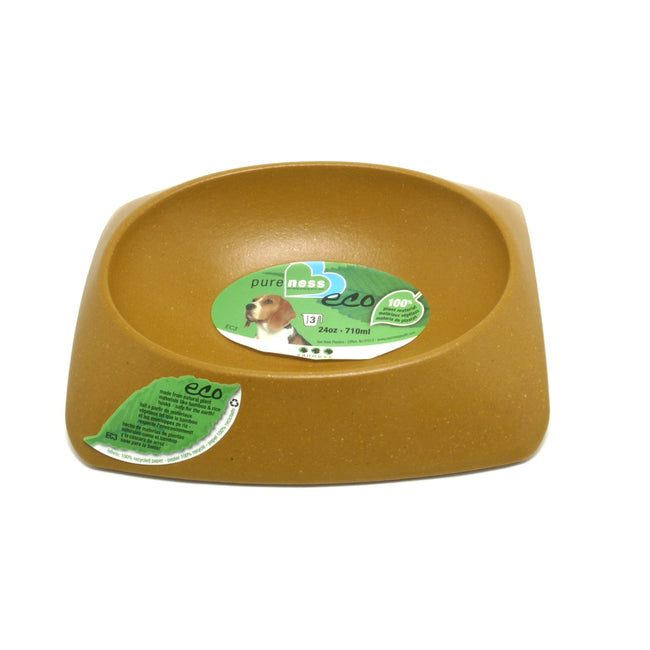 Assorted - Back - Kennelpak Limited Pureness Eco Natural Pet Dish - ASRTD