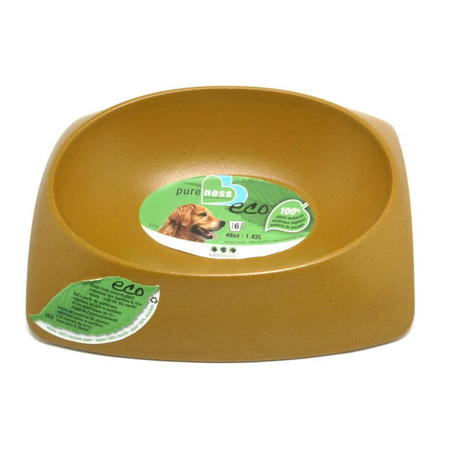 Assorted - Side - Kennelpak Limited Pureness Eco Natural Pet Dish - ASRTD