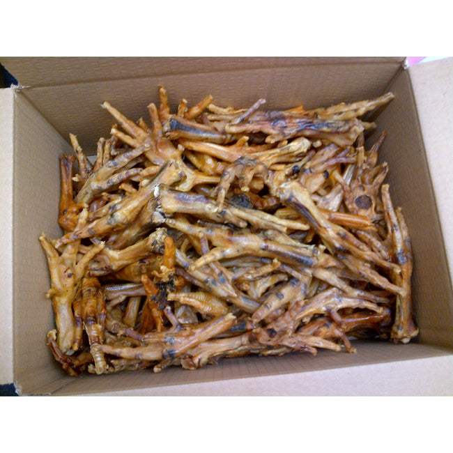 Assorted - Back - Hollings Limited Chicken Feet (2kg) with Glucosamine