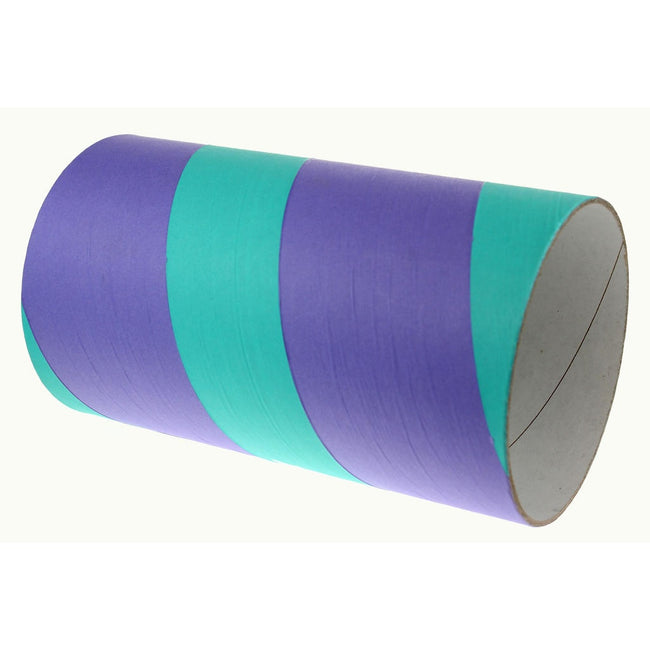 Purple-Blue - Front - Rosewood Boredom Breaker Chew Tube