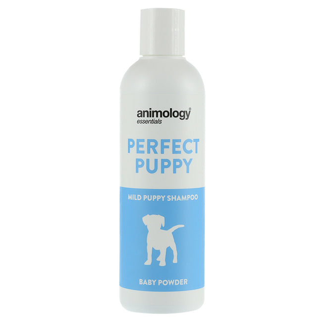 Blue - Front - Animology Essentials Perfect Puppy Liquid Dog Shampoo