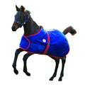 Navy-Red-White - Front - Weatherbeeta 1200d Foal Standard Neck Rug