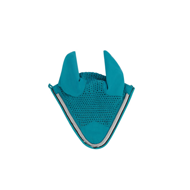 Teal-Black-White - Front - Saxon Coordinate Ear Cover
