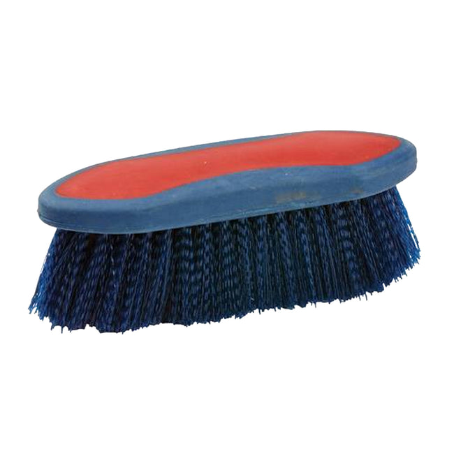 Red-Navy - Front - Roma Two Tone Dandy Brush