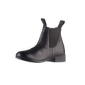 Black - Front - Dublin Childrens-Kids Elevation Leather Jodhpur Boots II