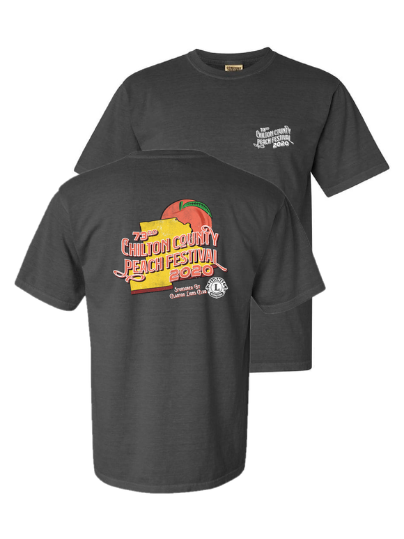 2020 Peach Festival T-Shirt (Adult)