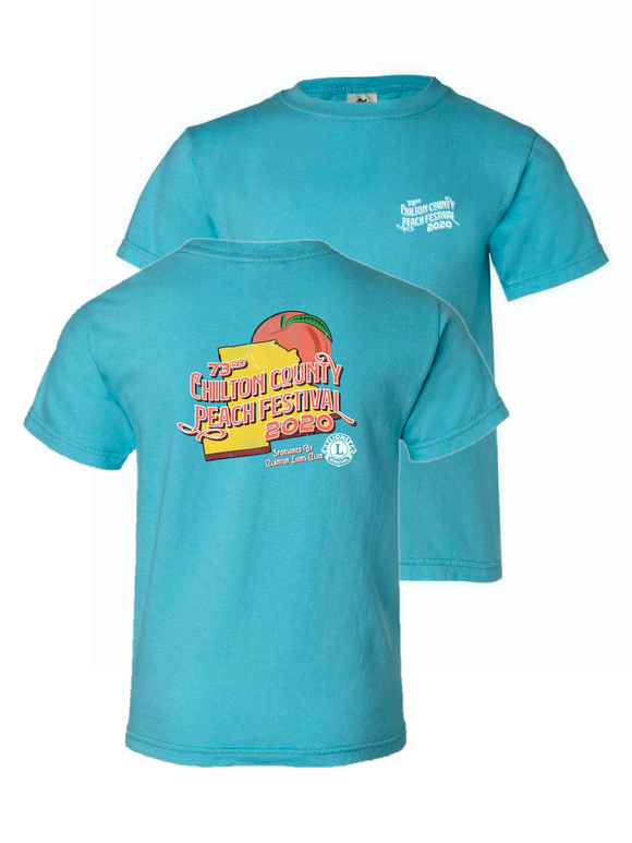 2020 Peach Festival T-Shirt (Youth)