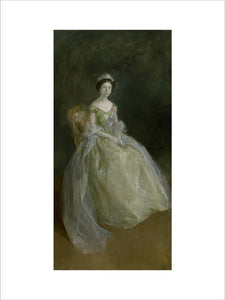 Study for a Portrait of Her Majesty the Queen