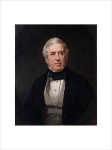 Portrait of David Roberts, R.A