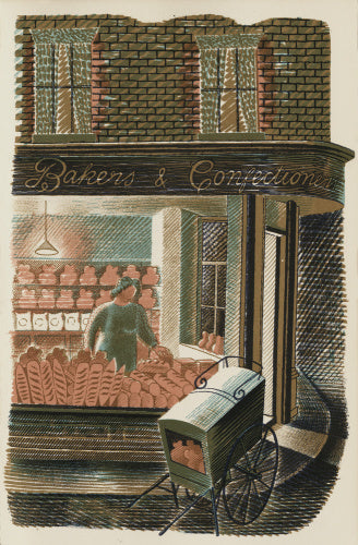'Baker and Confectioner'
