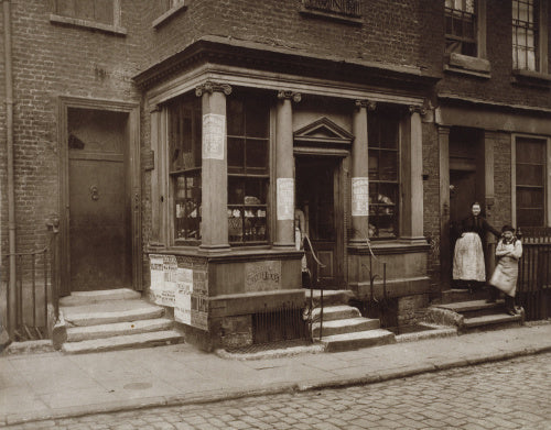 Shop, Macclesfield Street, Soho