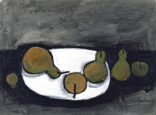 Still Life with Pears