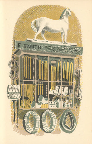 'Saddler and Harness Maker'